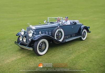 BiC - American Classic 1930 - 1930 Cadillac 452 V16 Roadster - 0579