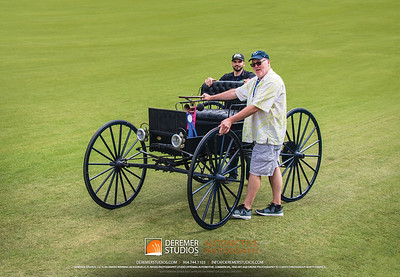BiC - Horseless Carriage High Wheelers - 1907 Success B - 0751