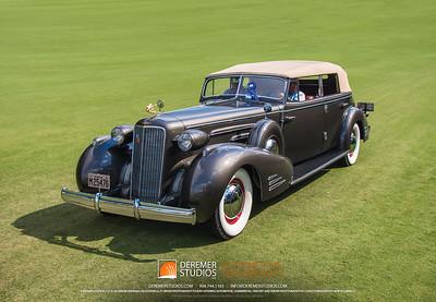 BiC - American Classic 1933-1937 - 1936 Cadillac 90 V16 Conv Sedan - 0772