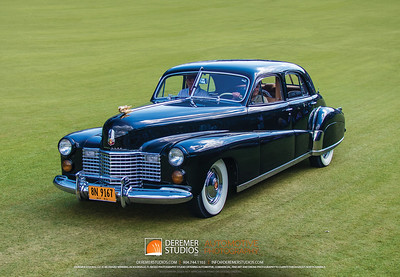 BiC - Heads of State - 1941 Cadillac Custom Limousine Duchess - 0491