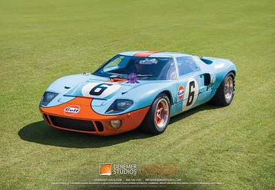 Autoweek Award - 1968 Ford GT40 #1075 - 0377
