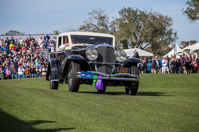 2020 Amelia Concours - Best in Show 0034B