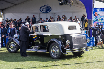 2020 Amelia Concours - Best in Show 0002A