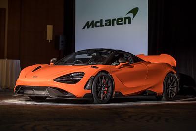 2020 Amelia Concours - McLaren Dinner 0001A