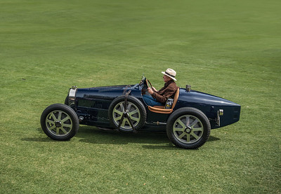 2020 Amelia - BiC - 1931 Bugatti Type 51