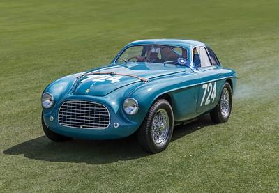 2020 Amelia - BiC - 1950 Ferrari 166 MM Berlinetta Touring