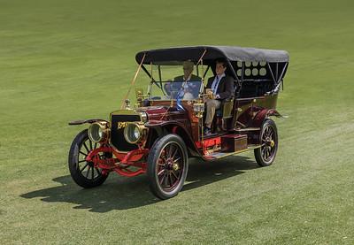 2020 Amelia - BiC - 1908 Lozier 7 Passenger Touring