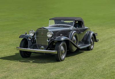 2020 Amelia - BiC - 1932 Cadillac V16 Roadster