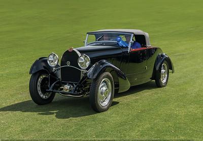 2020 Amelia - BiC - 1932 Bugatti Type 49 Labourdette Roadster