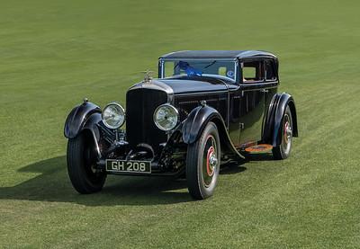 2020 Amelia - BiC - 1930 Bentley Speed Six Sportsman Saloon