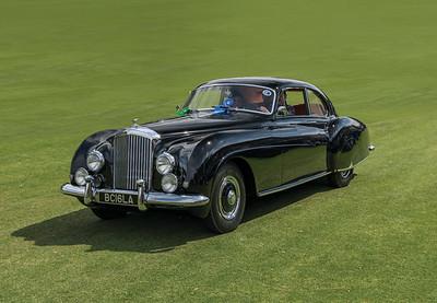 2020 Amelia - BiC - 1953 Bentley R-Type Continental Sports Saloon
