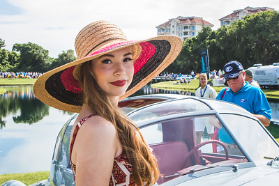 2021 Amelia Concours - Fashion Show 0007A