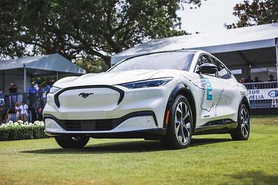 2021 Amelia Concours - Electric Car Parade 0023A