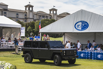 2021 Amelia Concours - Electric Car Parade 0004A