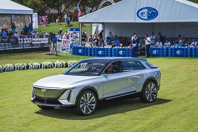 2021 Amelia Concours - Electric Car Parade 0011A