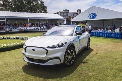 2021 Amelia Concours - Electric Car Parade 0022A