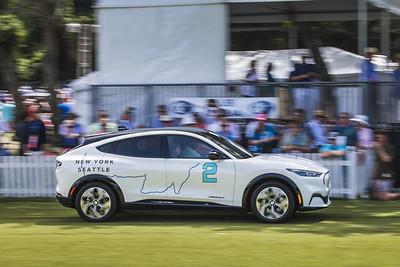 2021 Amelia Concours - Electric Car Parade 0018A