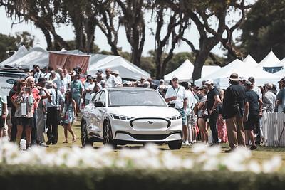 2021 Amelia Concours - Electric Car Parade 0014A