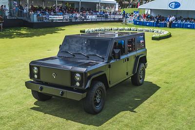 2021 Amelia Concours - Electric Car Parade 0005A