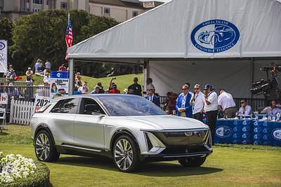 2021 Amelia Concours - Electric Car Parade 0007A