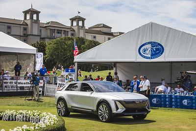 2021 Amelia Concours - Electric Car Parade 0006A