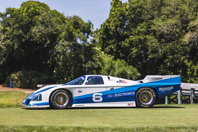 2021 Amelia Concours - Honoree Lyn St James 0012A