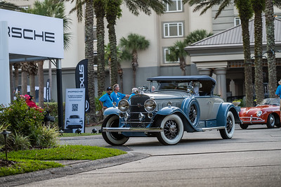 2021 Amelia Concours - Eight Flags Road Tour 0194B