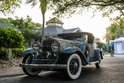 2021 Amelia Concours - Eight Flags Road Tour 0196B