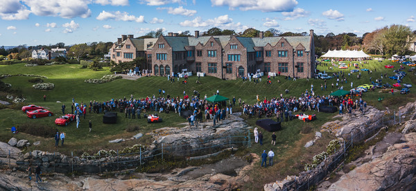 2021 Audrain Concours - Panorama - 0007A - The Concours Guys