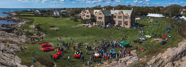 2021 Audrain Concours - Panorama - 0008A - The Concours Guys