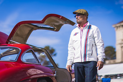 2021 Audrain Concours - Automotive Leaterware - 0015A - The Concours Guys