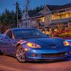 Photoblog: Blue Jet: Corvette Grand Sport