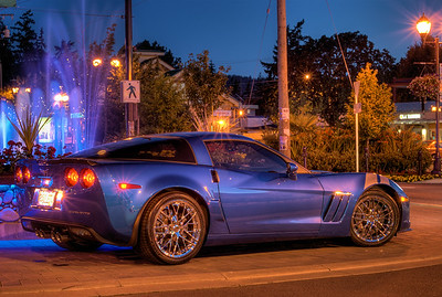 """Blue Jet"" - 2011 Corvette Grand Sport Coupe Visit our blog ""Blue Jet: Corvette Grand Sport"" for the story behind the photos."