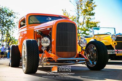 Automotive Addicts 2016 08 Cars and Coffee 008AA - Deremer Studios LLC
