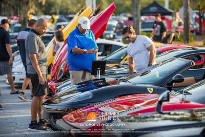 2017 08 Automotive Addicts Cars & Coffee - 002A - Deremer Studios LLC