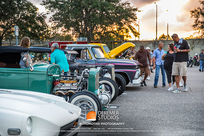 2017 10 Cars and Coffee - Everbank Field 021A - Deremer Studios LLC
