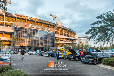 2017 10 Cars and Coffee - Everbank Field 016A - Deremer Studios LLC