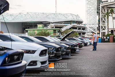 2017 10 Cars and Coffee - Everbank Field 005A - Deremer Studios LLC