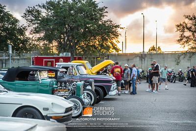 2017 10 Cars and Coffee - Everbank Field 020A - Deremer Studios LLC