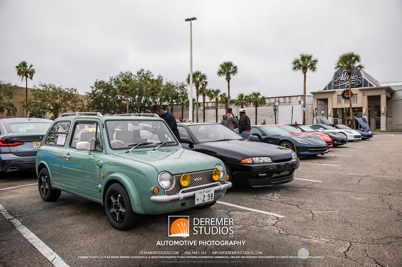 2017 December Cars and Coffee - Jacksonville 001A - Deremer Studios LLC