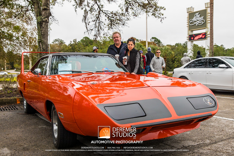 2017 December Cars and Coffee - Jacksonville 005A - Deremer Studios LLC