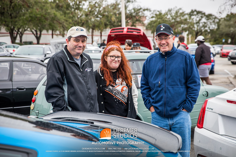 2017 December Cars and Coffee - Jacksonville 002A - Deremer Studios LLC