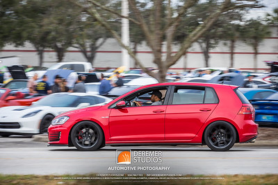 2018 02 Cars and Coffee - Jacksonville 022A - Deremer Studios LLC