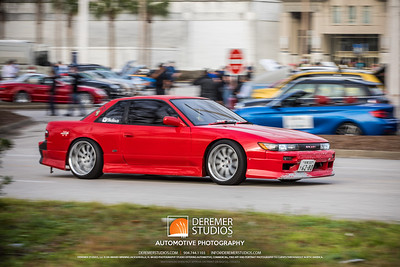 2018 02 Cars and Coffee - Jacksonville 002A - Deremer Studios LLC