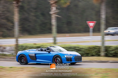 2018 02 Cars and Coffee - Jacksonville 020A - Deremer Studios LLC