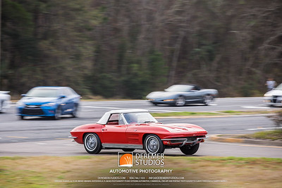 2018 02 Cars and Coffee - Jacksonville 019A - Deremer Studios LLC