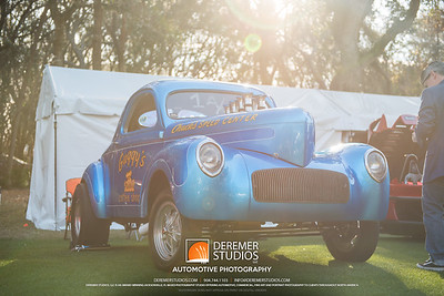2018 Amelia Concours - Cars and Coffee068B - Deremer Studios LLC