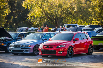 2018 09 Cars and Coffee - Jacksonville 001A - Deremer Studios LLC