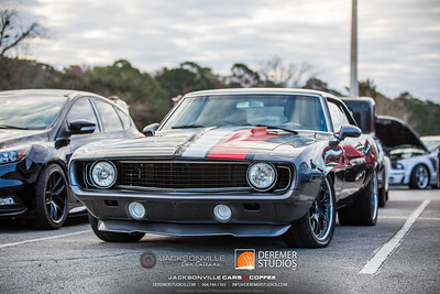 2019 01 Jax Car Culture - Cars and Coffee 002A - Deremer Studios LLC