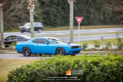 2019 01 Jax Car Culture - Cars and Coffee 022A - Deremer Studios LLC